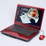 フルHD16型液晶の充実装備ノート LaVie L LL750