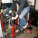 自転車のフィッティングは大事です