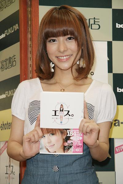 ASCII.jp:ヘキサゴンIIで話題沸騰、Sサイズモデルの神戸蘭子が初 ...