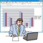 Excelグラフは魔物? それとも分析のミカタ!?