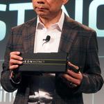 AMD GPUロードマップ  Radeon InstinctはTesla V100とほぼ同性能