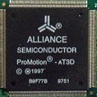 業界に痕跡を残して消えたメーカー メモリーの需要で急成長を遂げたAlliance Semiconductor
