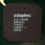 業界に痕跡を残して消えたメーカー SCSIカードで市場を制覇したAdaptec