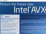新命令AVXがもたらすx86の次の革新 その特徴とは