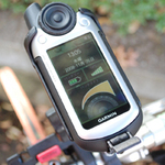 GPSで変わる自転車ライフ ハンディーGPS編