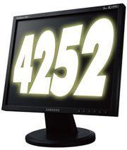 画面解像度の種類は4252種類! 4年で約43倍に