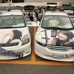イベント参加枠の痛車をお届け! 「萌ミ2009!」6台目