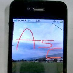 CanvasとPhoneGapで作るiPhone用落書きアプリ