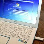 USBメモリーでWindows 7を快速インストール