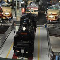 夜景にも応用できる!鉄道博物館で手持ち撮影