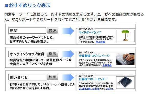 EC向けの検索ASP/SaaS「probo EC」