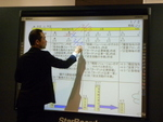 【27本目】TV会議システムが電子黒板でよみがえる