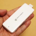 海外旅行で必須! USBメモリーサイズPC「m-Stick」を活用する技