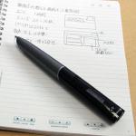 ICレコーダーとペンが合体、メモと会話を同時に記録するワザ