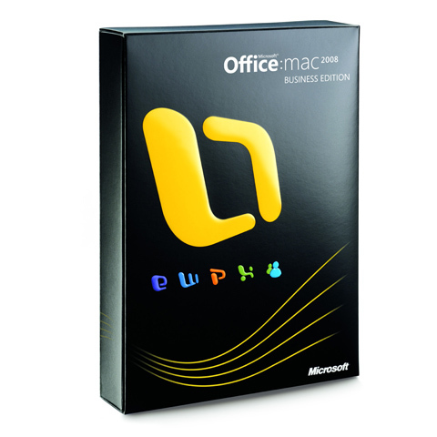 Office 2008 for Mac Business Edition