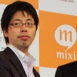 mixiはFacebookの日本侵攻を食い止められるか?