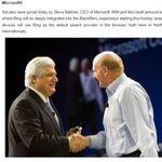 RIMがMicrosoftと提携、オープン化戦略は成功するか?
