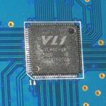 USB3.0を4ポートサポートするVIA製コントローラーがお目見え