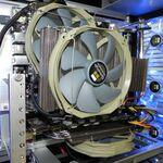 Thermalright製クーラー 「GTX 480」をMAX63℃に抑えるデモ
