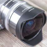 NEX-5のスイングパノラマ&魚眼コンバーターを試す!