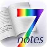 話題のiPad用手書き入力アプリ「7notes」を試す