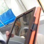 iPadを電車の中で存分に活用する