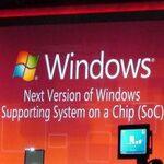 マイクロソフト、ARM版Windowsの開発を正式発表