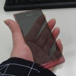 ついに触れた! REGZA Phoneのファーストインプレッション