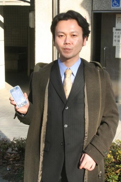 ASCII.jp:トイレの情報3万件! 社会福祉をiPhoneで (1/4)