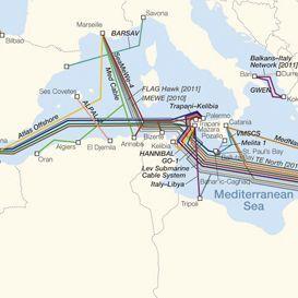 エジプトがインターネットを切断した方法は?