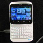 HTC、スタイラス付きタブレットやFacebookフォンなどを展示