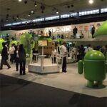 MWCの中心だった「Android」と「グーグル」