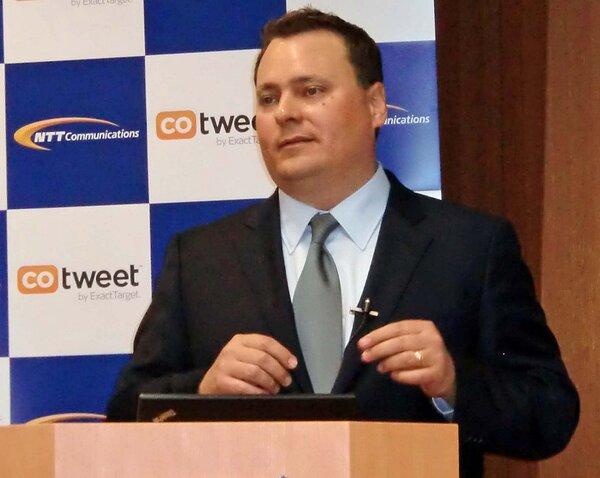 NTT Com、チーム作業対応の企業用Twitterアプリ「CoTweet」