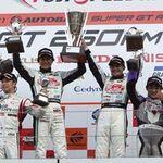 ミクZ4、富士で国内初優勝! シリーズトップに!