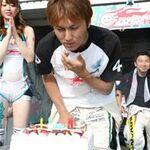 新ミクZ4で初の岡山 予選は8位で通過!