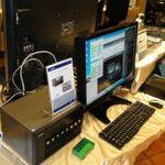 QNAP、秋葉原でNAS製品の法人向け展示会を開催
