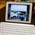聖地巡礼で「iPad 2」を酷使してみた!
