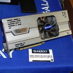 GALAXYから5画面出力の「GTX 560 Ti」やHQV搭載のビデオカードなど