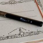 スマホの通知を伝えるスマートボールペン「INFO+」を衝動買い
