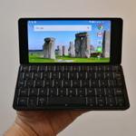 PSIONの再来 物理キーボード付きスマホ「GEMINI PDA」を衝動買い
