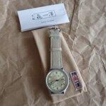 京都の老舗帆布鞄「喜一澤」ブランドの腕時計を衝動買い!
