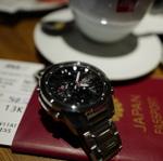 スマホから詳細設定できる多機能腕時計「CASIO EDIFICE」を衝動買い!