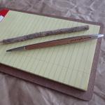 ダ・ビンチも使った!? 削らなくても永遠に描ける鉛筆を衝動買い!