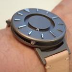 防水対応のタフな触読式腕時計! ブラッドレイ腕時計を衝動買い!