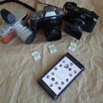 スマホをかざすだけで写真を確認! NFC搭載SDHCカードを衝動買い!
