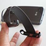 世界最軽量級の「LG G FLEX」用カバーを衝動買い!