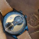 2つの機構を搭載するアナデジ腕時計「DUAL II」を衝動買い!