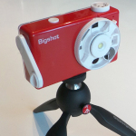 手回し充電機能付きDIYデジカメ「Bigshot」を衝動買い!