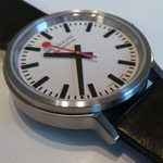 スイス国有鉄道の公式腕時計を衝動買い!