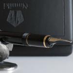 本当に書きやすい万年筆「ナミキ・ファルコン」を衝動買い!